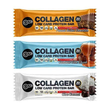 Load image into Gallery viewer, BSC COLLAGEN LOW CARB PROTEIN BAR