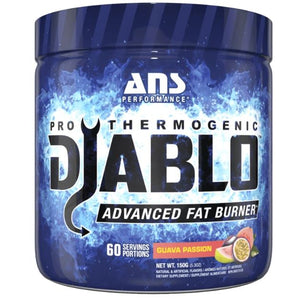 ANS PERFORMANCE DIABLO V2 THERMO POWDER 60 SERVE
