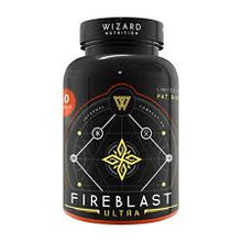 Load image into Gallery viewer, WIZARD NUTRITION FIREBLAST 60cap