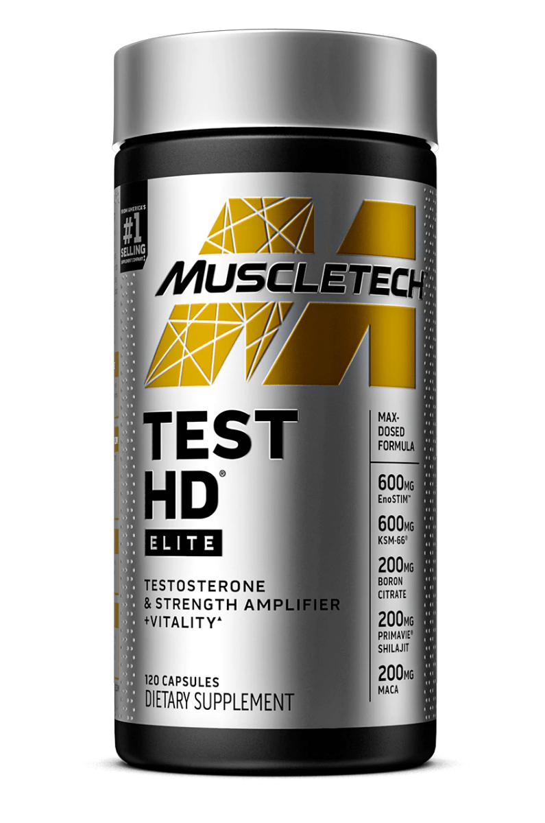 MUSCLETECH TEST HD ELITE