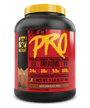 Load image into Gallery viewer, MUTANT PRO TIME-RELEASED WHEY PROTEIN 5lb
