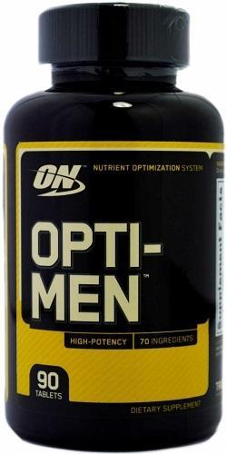 OPTIMUM OPTIMEN VITAMINS 90 TABS