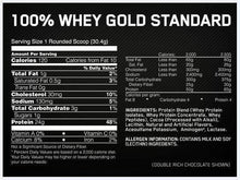 Load image into Gallery viewer, OPTIMUM 100% WHEY GOLD STANDARD 10LB