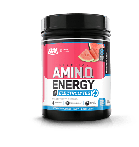 OPTIMUM NUTRITION AMINO ENERGY + ELECTROLYTES 65 SERVES