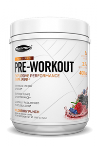 MUSCLETECH PEAK SERIES PRE-WORKOUT