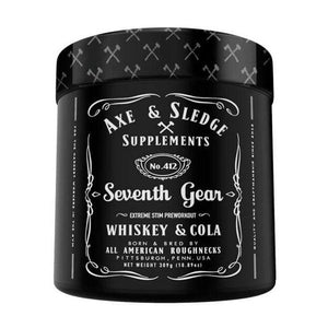 AXE & SLEDGE SEVENTH GEAR PRE-WORKOUT