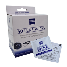 Load image into Gallery viewer, ZEISS LENS CLEANING WIPES