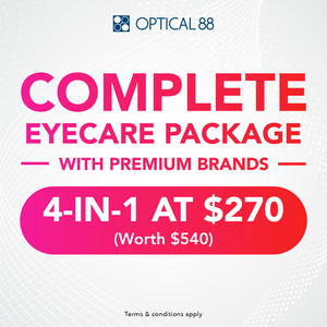 4-IN-1 COMPLETE EYECARE PACKAGE