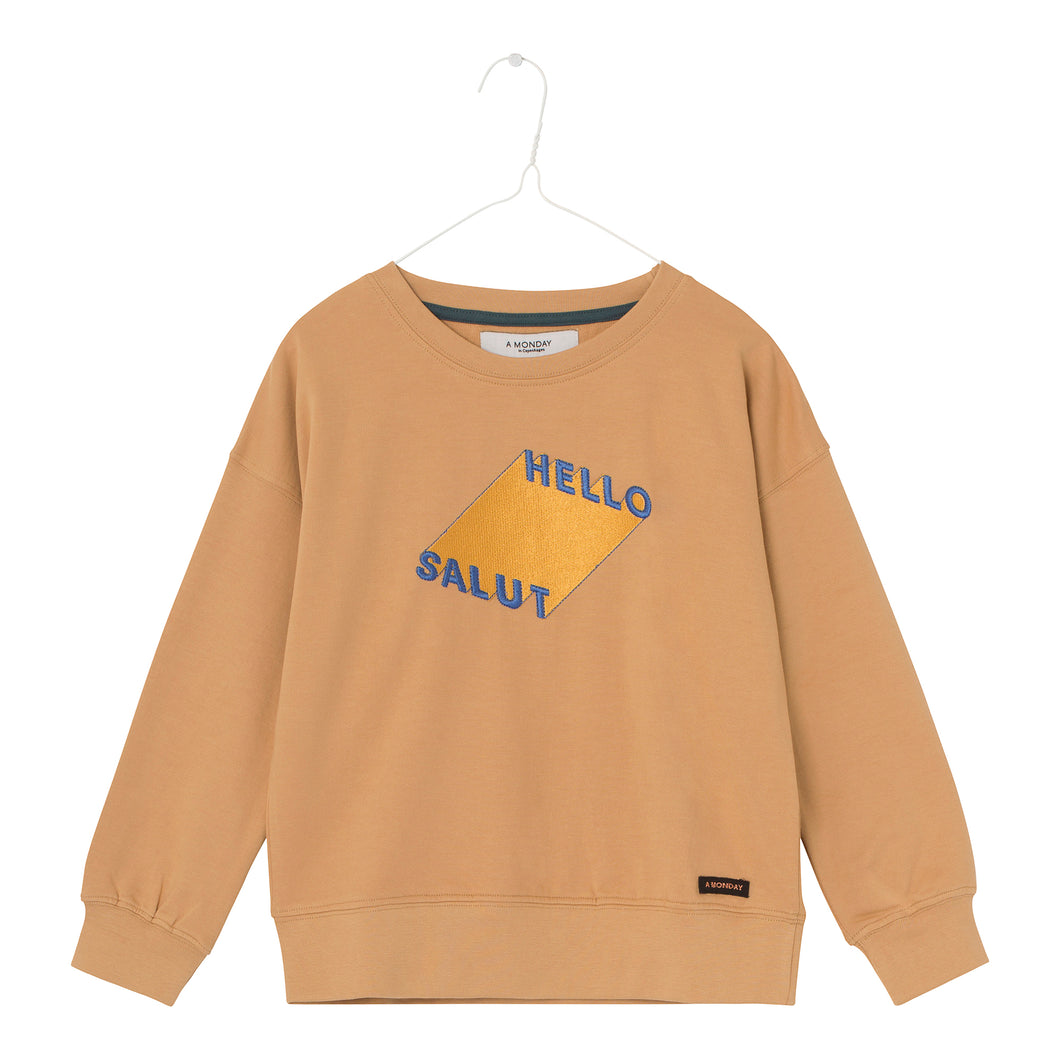 Hello Sweatshirt
