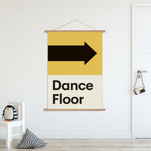 Load image into Gallery viewer, Wonderwalls - Dance Floor print