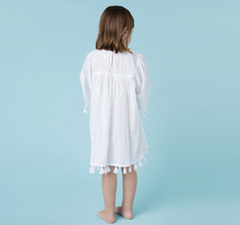 Load image into Gallery viewer, Seraphina London - White Kaftan