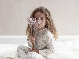 Sleepydoe - Rose print PJs