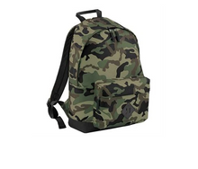Load image into Gallery viewer, Five Boys - Camo backpack