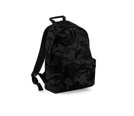 Five Boys - Midnight Camo Backpack
