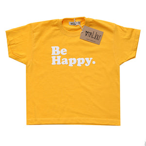 Be Happy T-shirt grown up