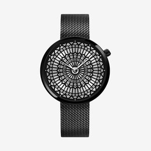 Open image in slideshow, Feminino Mandala watch