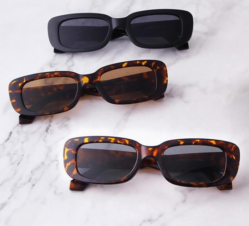 Luxury Square Sun Glasses