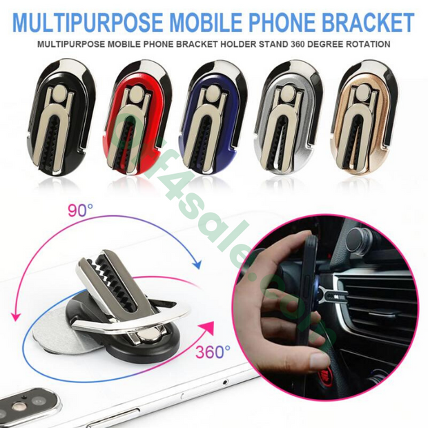 2 in 1 multipurpose mobile phone holder - off4sale