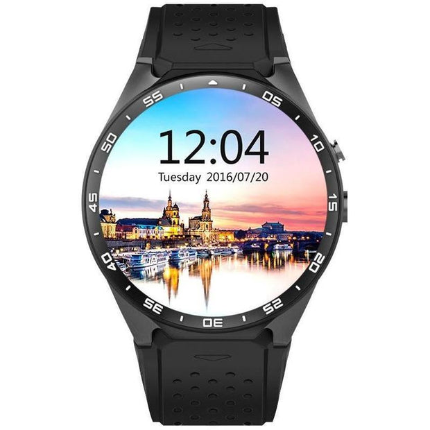 Smart watch for Android and iOS compatible with iPhone Samsung - off4sale