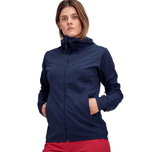 Damen Softshell Jacke Ultimate V