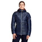 Laden Sie das Bild in den Galerie-Viewer, Damen Eigerjoch Advanced IN Hooded Daunenjacke