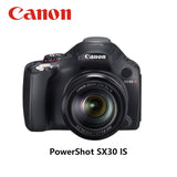 CANON 35x PowerShot Compact Digital  Camera  SX30 IS  14MP 8GB Memory Card Fully Tested