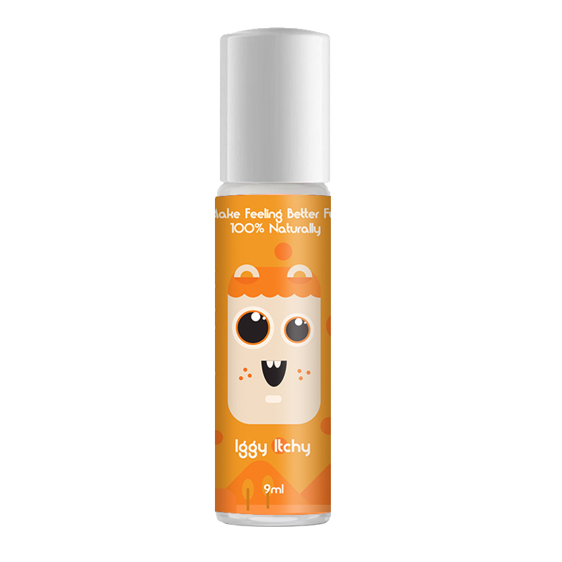 Iggy Itchy, Natural Remedy for Kids