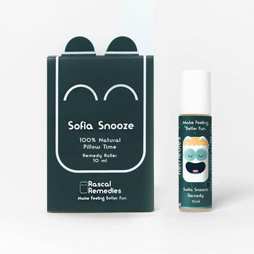 Sofia Snooze, Natural Remedy for Kids