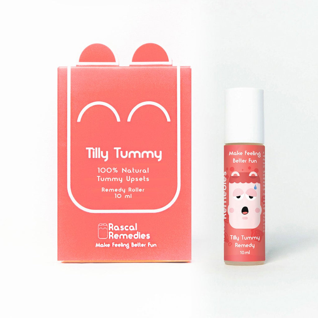 Tilly Tummy, Natural Remedy for Kids