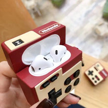 Load image into Gallery viewer, AirPod Game Case - Retro 👾 (Nintendo)