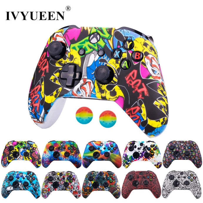 XBOX ONE Controller Skins by IVYUEEN