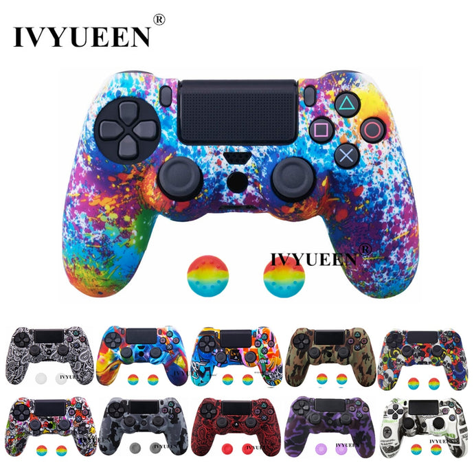 PS4 Dualshock 4 Silicone Skins by IVYUEEN