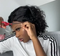 (BACK TO $79.99 after 3 hours) (NEW)Spring/Autumn Curly 360 Lace Frontal Wig 100 % Human Hair