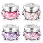 4Pcs/Set Rainbow Highlighter Jelly Gel