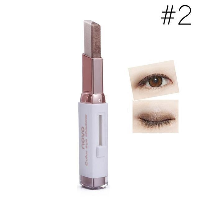 Double Color Eye Shadow Stick