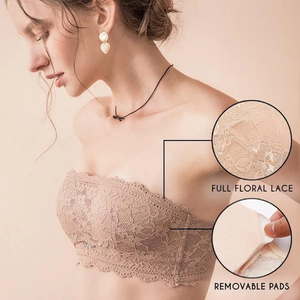 Hot Sale - Women's Lace Strapless Bras