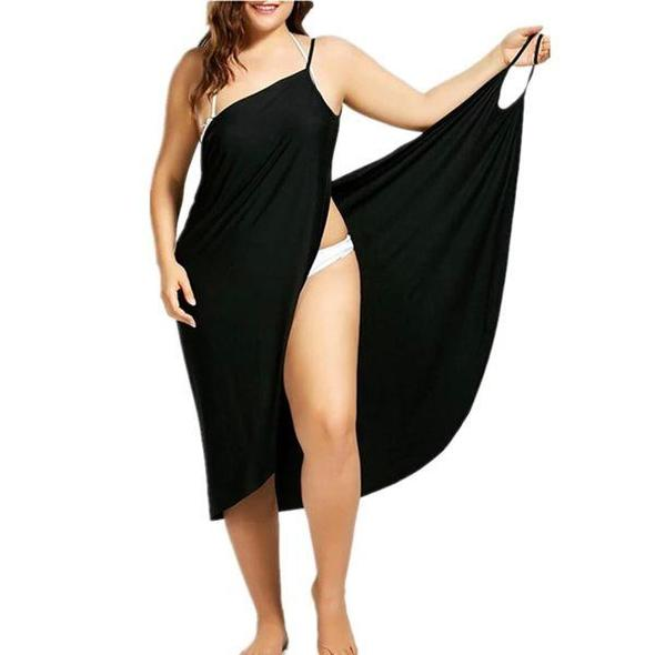 2 In 1 Towel Dress(Solid color and sizes)