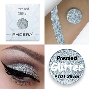 PHOERA 12 Colors Mini Shimmer Eyeshadow