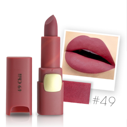 MISS ROSE 18 Colors Waterproof lipstick
