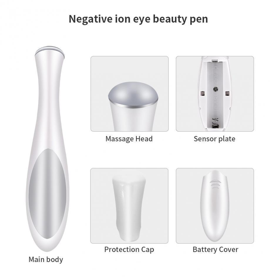 Mini electric eye massager