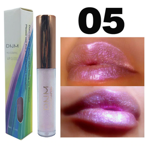 2020 Hot Sale 6 Color Chameleon Bright Flash Lip Gloss