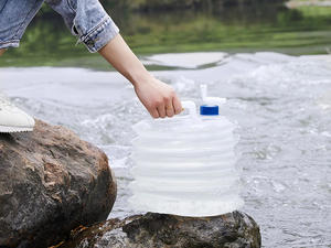 Collapsible Water Bag