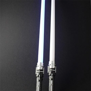 Star Wars The Black Series Luke Skywalker Force FX Lightsaber Manually Switch Colors