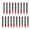 19 Color KISS PROOF Sexy Beauty Waterproof Lipstick Pen