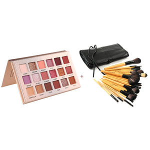 Beauty Glazed 18 Colors Eyeshadow