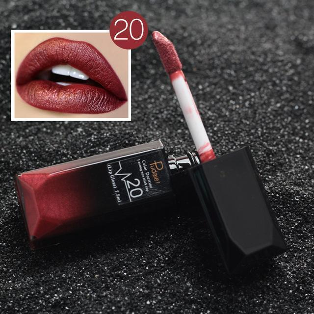 2018 Brand New Waterproof matte Lip gloss