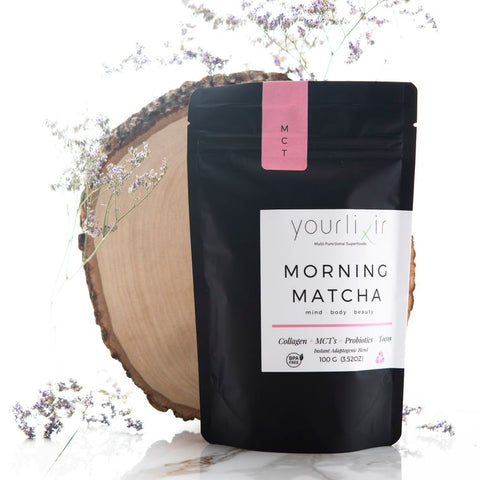 Collagen & Probiotic Matcha Latte Blend