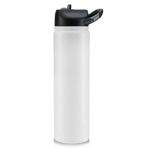 White 27oz. Sport Bottle
