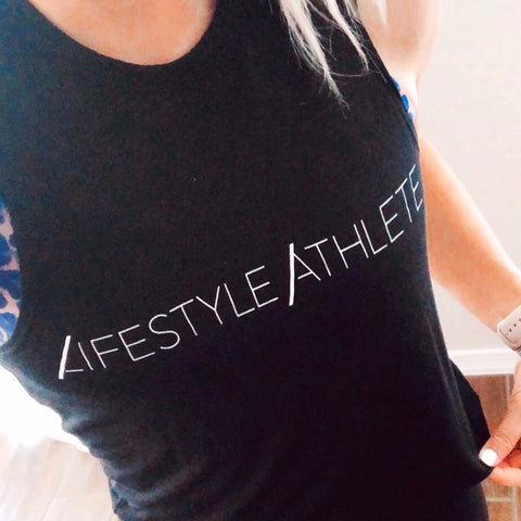 Perfect Muscle Tank - Black
