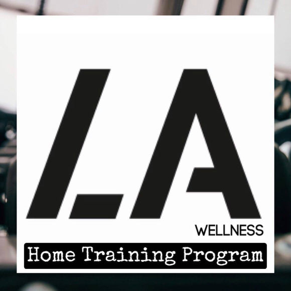 Recurring Home Training Program